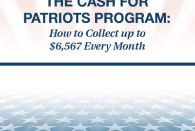 Cash For Patriots Program