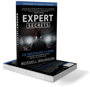 ClickFunnels Expert Secrets Book